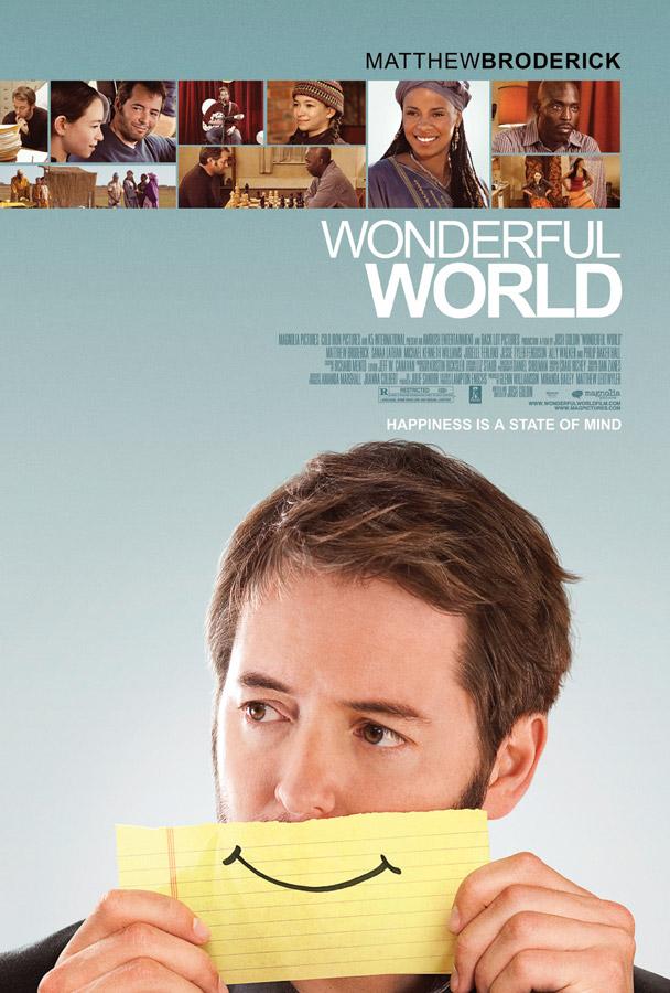 Wonderful World - On Blu-ray & DVD March 16th